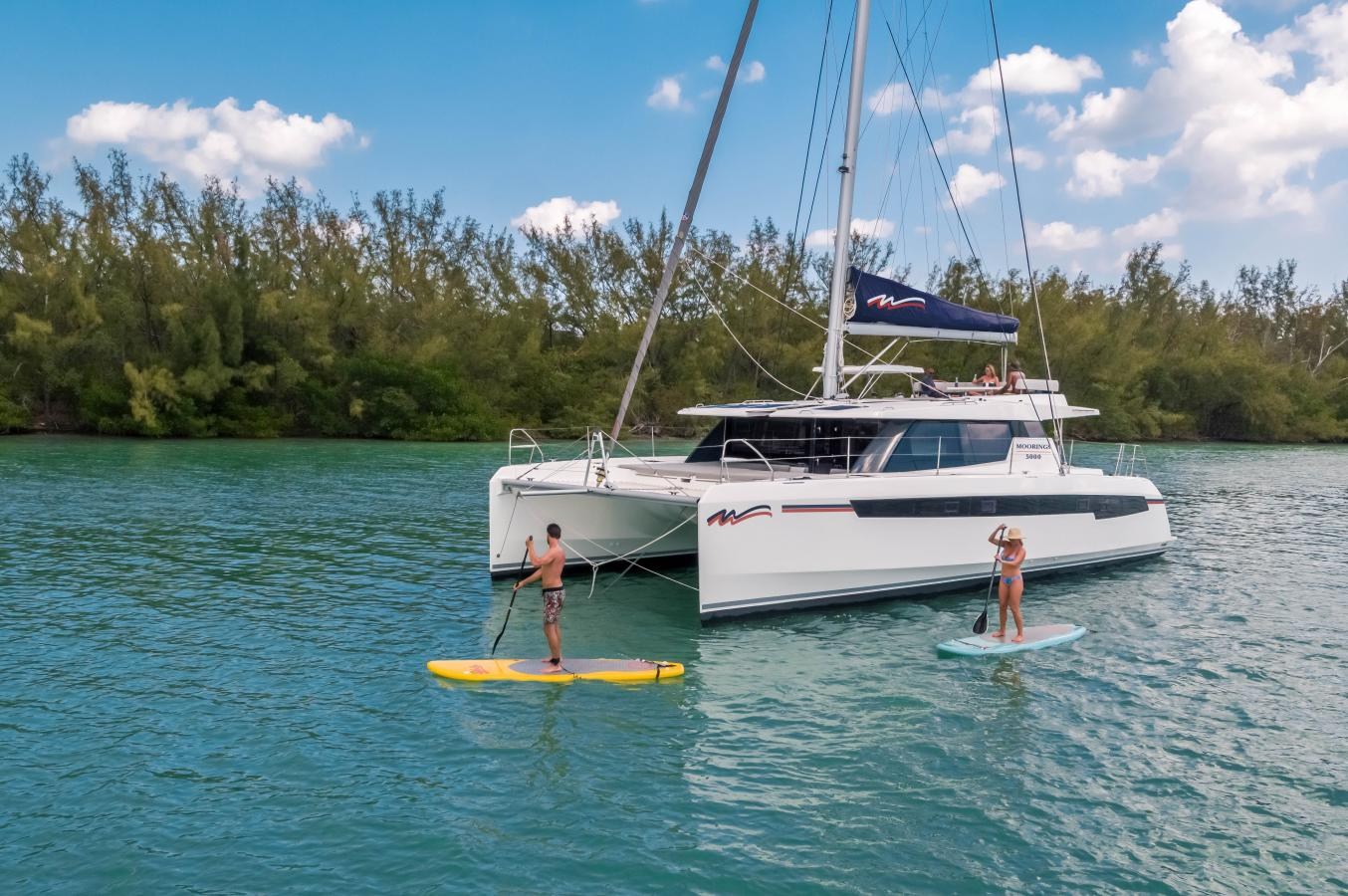 Moorings 5000 Catamaran