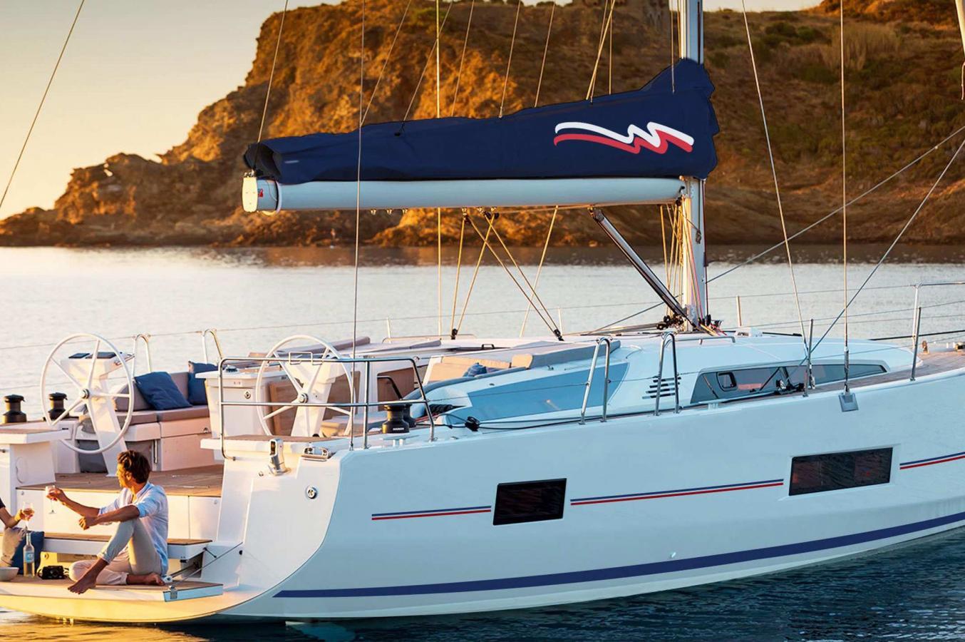 Moorings 46.3 -- Exterior-- Moorings Yacht Ownership Program