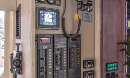 Switchpanel with digital switching