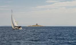 Croatia sailing