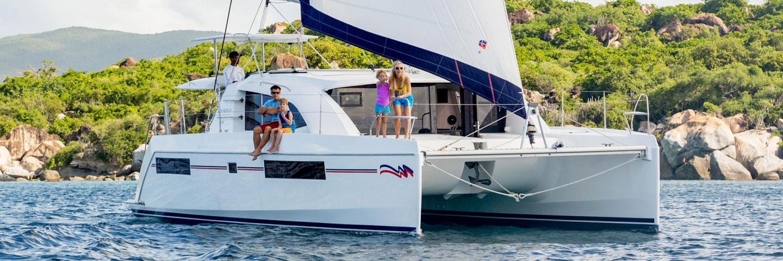 Moorings 4000 Catamaran