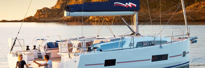 Moorings 46.3 -- Exterior -- Moorings Yacht Ownership Program